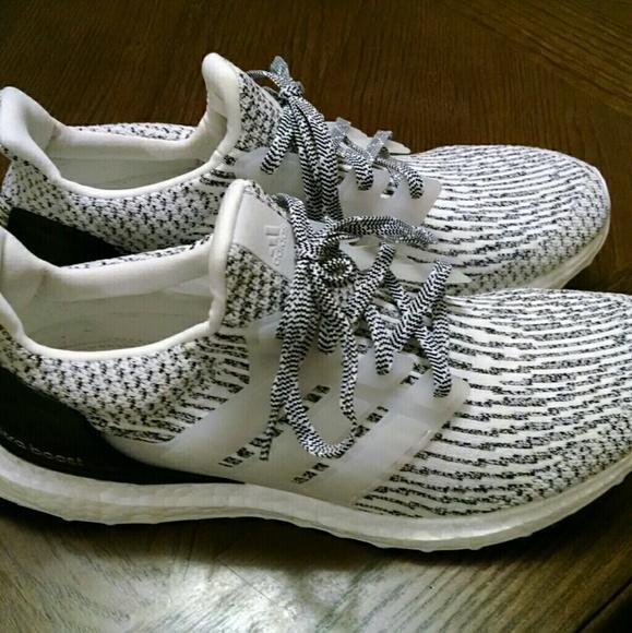 le adidas ultraboost 30 oreo zebra mens dimensioni 95 poshmark